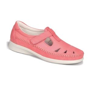 122. salmon sas roamer tripad comfort shoes